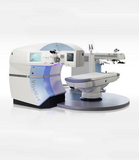德国蔡司全飞秒SMILE3.0激光屈光手术系统